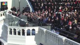 Aretha Franklin Sings at Barack Obama's 2009 Inauguration