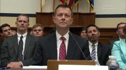 Fiery Hearing From FBI Agent Who Made Anti-Trump Texts