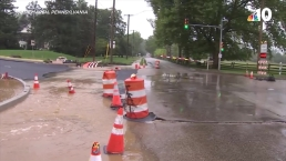 Heavy Flooding Hits South Jersey and Philadelphia