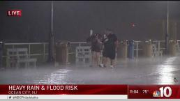 Flooding a Concern at the Shore