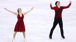 Feb. 20 Olympics Photos: Shibutani Siblings Win Bronze