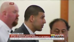 WATCH: Life Without Parole for Aaron Hernandez