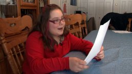 Girl Writes to Obama and Gets White House Invite