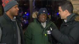 Feeling the Super Bowl Chill With Al Roker, Craig Melvin