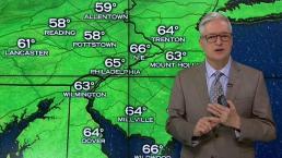 NBC10 First Alert Weather: Sunny Thursday Forecast