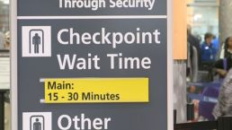 TSA Delays Likely for Memorial Day Weekend