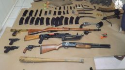 Child Porn Search Warrant Leads to Massive Weapons Bust