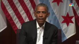 Obama Focuses on 'Next Generation' of Leadership