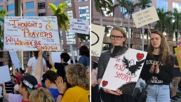 Photos: Messages From Students to Lawmakers on Gun Control