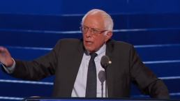 Sanders Endorses Clinton at DNC, Calls for Party Unity