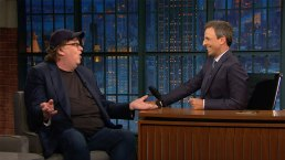 'Late Night': Moore Says Donald Trump 'Outsmarted Us'
