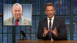 'Late Night': Checking in With Rep. Rohrabacher of Calif.