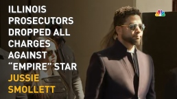 All Charges Dropped Against 'Empire' Star Jussie Smollett