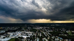 Severe Storms Bring Flooding and Heavy Rain to Region