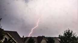 Severe Storms Move Through Region