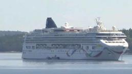 Tropical Cruise Re-Routed in Canada Due to Florence