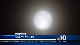 What's a 'Snow Moon?'