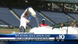 Meet the NBC10 Weather Team at Weather Education Day