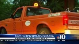 A Mosquito's Worst Nightmare