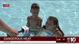 Lehigh Valley Town Reduces Pool Admission Cost During Extreme Heat