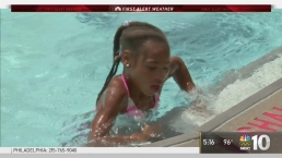 Pools Staying Open, Reducing Prices During Heatwave