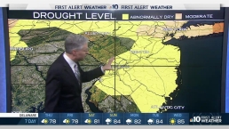 First Alert Weather: Abnormally Dry