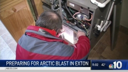 Preparing Your Home for the Arctic Blast
