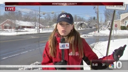 Conditions Start Improving as Sun Shines in Montco