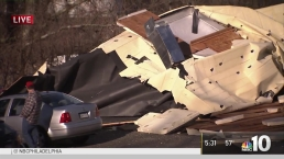 'Tornado-Like' Conditions in Conshohocken