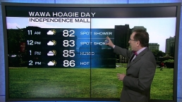 Wawa Welcome America Forecast: Hoagie Day
