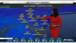 NBC10 First Alert Weather: The Chill Is on