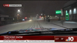 StormForce10 Tracking Snow-Covered Roads