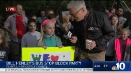 Bill's Bus Stop Block Party Takes Over Delaware Community