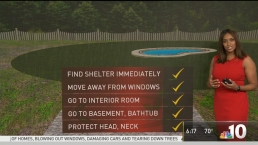 What to Do During Tornado Threat