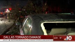 Tornado Strikes Not Far From Where Eagles, Cowboys Played