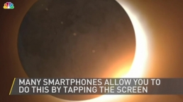 How To Take a Photo of the Eclipse