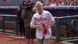 NBC10 Weather Education Day at Phillies