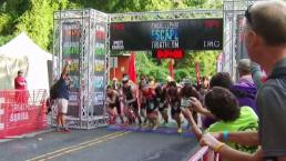 Weather Impacts Triathlon