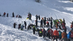 Avalanche Buries Unknown Number of People in NM