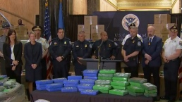 US Attorney Lays Out Next Steps After Billion-Dollar Cocaine Bust