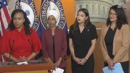 Congress Condemns Trump's 'Go Back' Comments