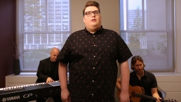 'The Voice' Winner Jordan Smith Performs 'Only Love' Album