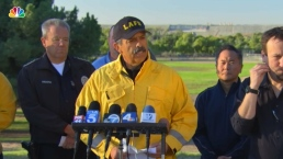 Los Angeles Fire Chief: 'This Is a Very Dynamic Fire'