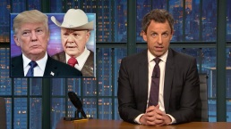 'Late Night': A Closer Look at Trump's Campaigning for Moore