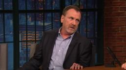 'Late Night': Colin Quinn on Surviving a Heart Attack