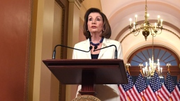 Speaker Pelosi Calls for Democrats to Move Forward Toward Impeachment