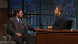 'Late Night': Bobby Moynihan's 'David S. Pumpkins' Story