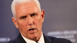 Pence Announces Cease-Fire in Syria