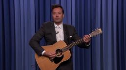 'Tonight: Fallon Sings 'Don't Become a Meme' to Dem Candidates