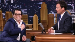 "Fallon: Gad's Daughter Obsessed With ""Frozen"""